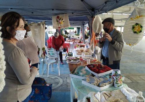 Cerca de 3 mil pessoas prestigiam o 1º Feirão de Mudas Frutíferas, Ornamentais e Artesanato