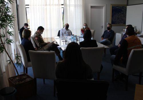 Comitê de gerenciamento de crise delibera sobre trabalhadores do Norte e Nordeste na safra