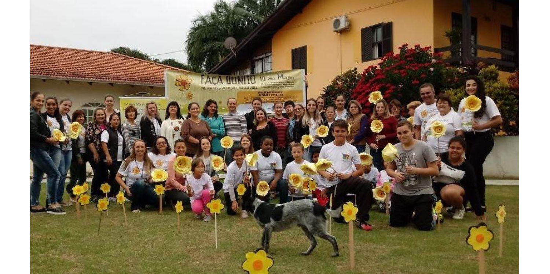 Ações marcam o Dia de Combate ao Abuso de Crianças e Adolescentes em Ituporanga