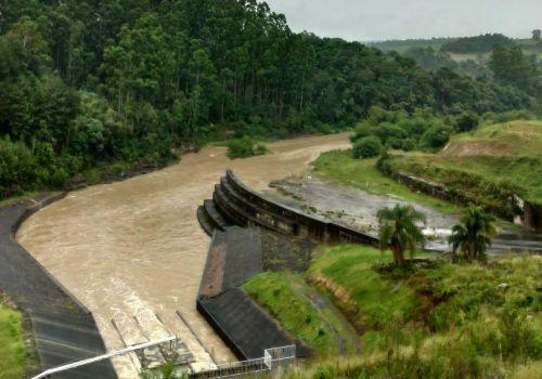 Defesa Civil Municipal  monitora situação das chuvas em Ituporanga
