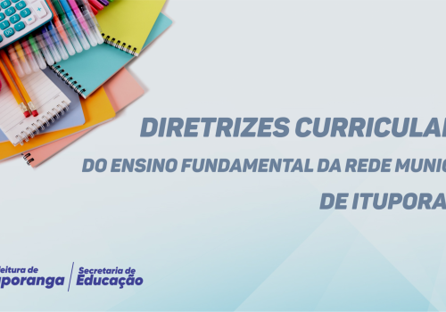 Diretrizes Curriculares do Ensino Fundamental da Rede Municipal de Ituporanga