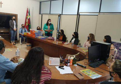 Educação de Ituporanga adere ao Programa Nacional de Livros Didáticos para Educação Infantil
