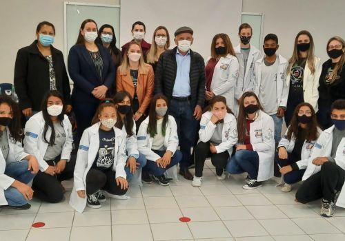 Ituporanga é o segundo município em Santa Catarina a desenvolver o Projeto Jovem Doutor
