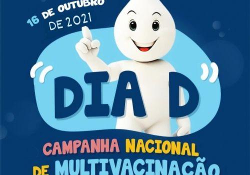 Ituporanga realiza campanha de multivacinação para atualização da caderneta de vacinação de crianças