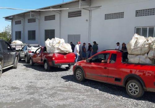 Já passam de 20 mil embalagens de agrotóxicos recebidas com Campanha de Recolhimento em Ituporanga
