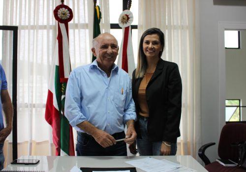 Município de Ituporanga conta com nova secretária de Assistência Social