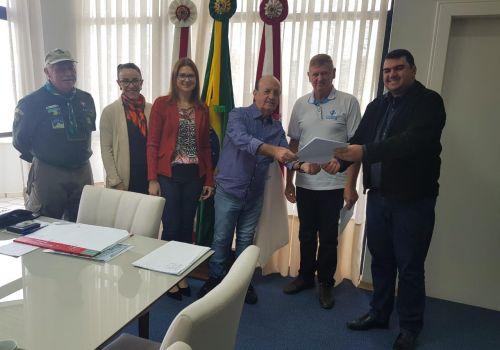 Duas entidades são contempladas com recursos do FIA em Ituporanga