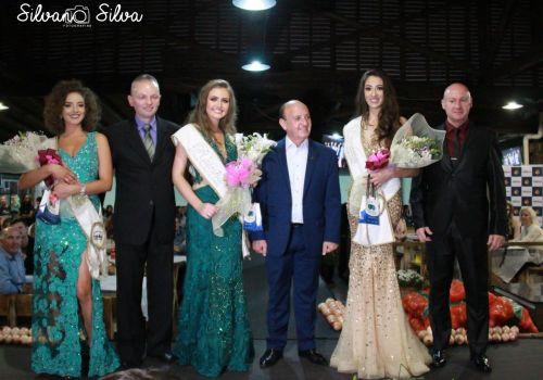 Eleita a realeza da 25ª Festa Nacional da Cebola de Ituporanga