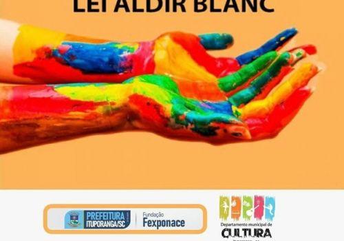 Ocorre nesta quarta (18) abertura das propostas referentes à lei Aldir Blanc