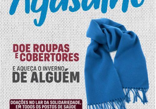 ONDA DE FRIO: Administração lança campanha de arrecadação de agasalhos e lenha em Ituporanga