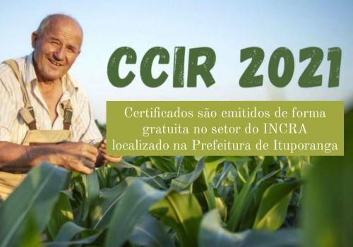 Proprietários de Imóveis Rurais podem fazer a emissão e novos cadastros do CCIR de forma gratuita
