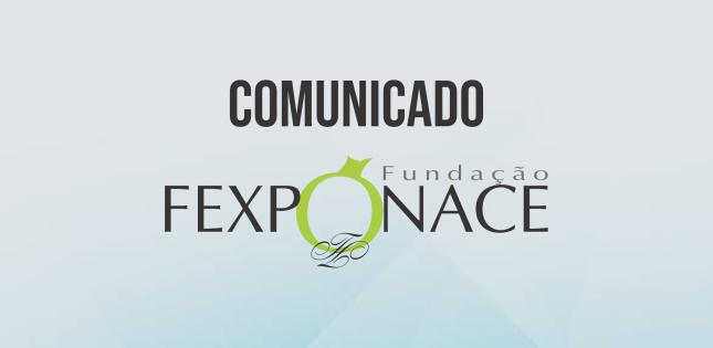 Realização da 26ª Expofeira Nacional da Cebola é transferida para o próximo ano