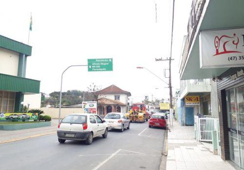 Reunião discutirá mudanças no trânsito de Ituporanga