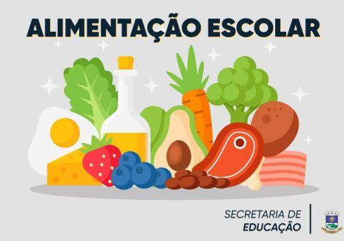 Secretaria de Educação planeja distribuir kits emergenciais da alimentação escolar