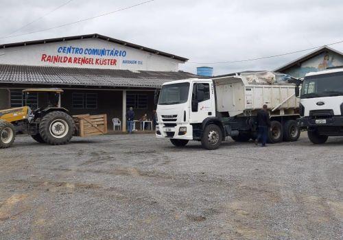 Segue nesta quinta-feira o Recolhimento de Embalagens Vazias de Agrotóxicos em Ituporanga